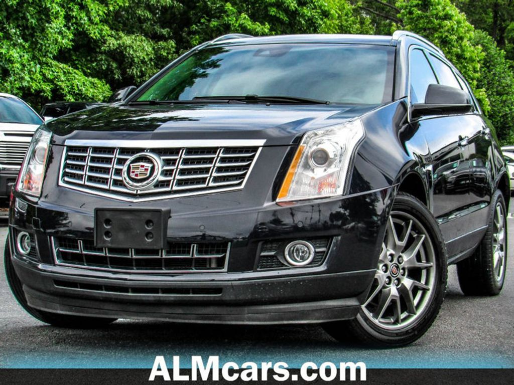 2015 Cadillac SRX AWD 4dr Performance Collection - 17686090 - 1