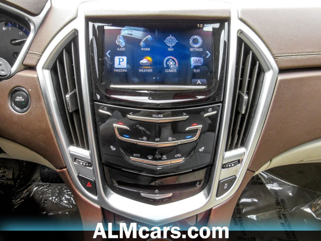 fort for sale cadillac fl srx collection performance suv in used awd lauderdale