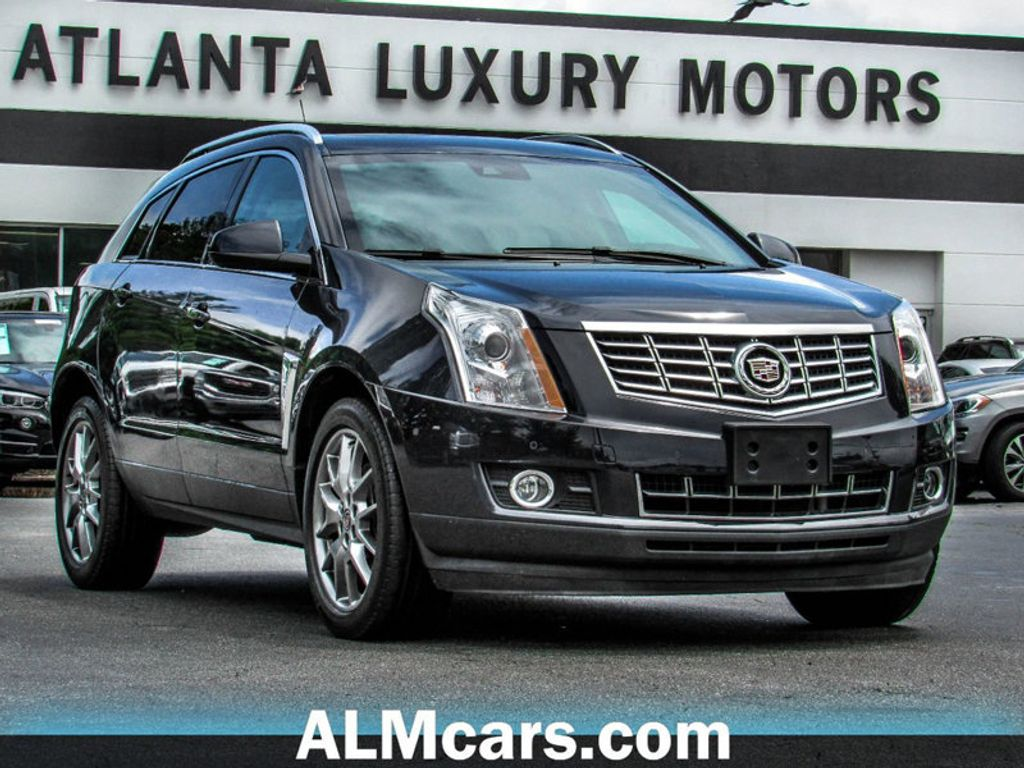 2015 Cadillac SRX AWD 4dr Performance Collection - 17686090 - 3