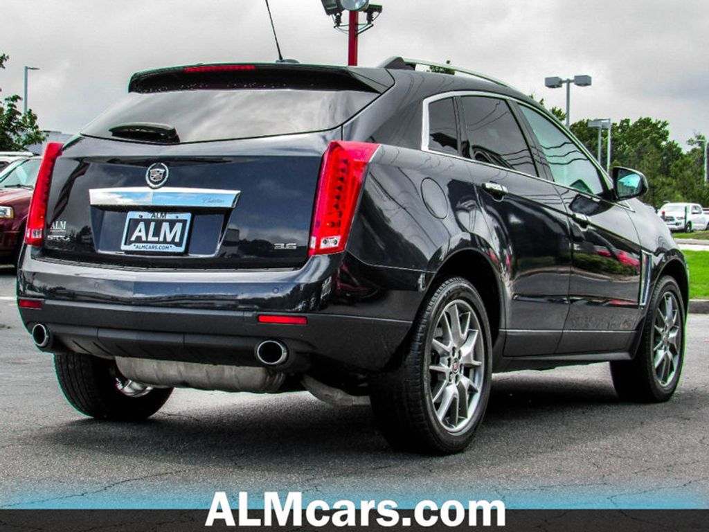 2015 Cadillac SRX AWD 4dr Performance Collection - 17686090 - 5