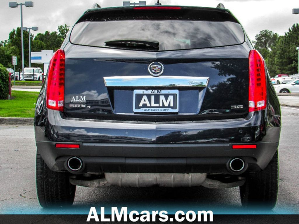2015 Cadillac SRX AWD 4dr Performance Collection - 17686090 - 6