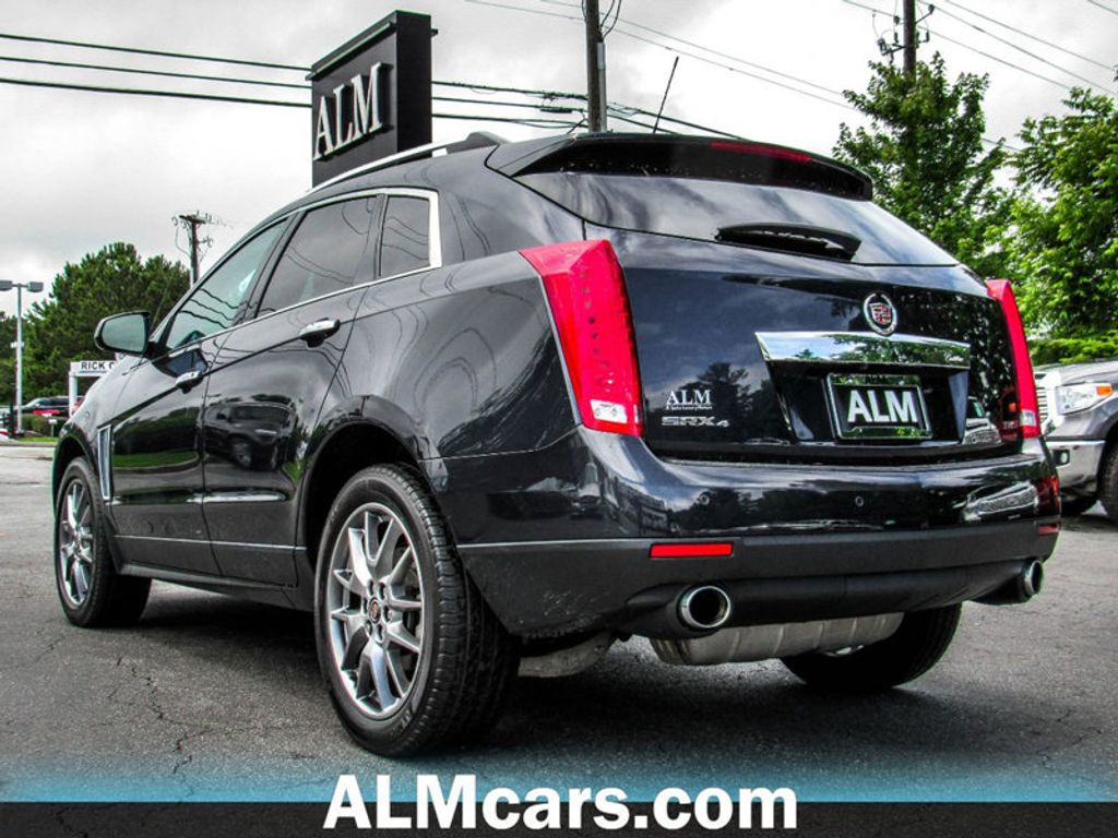 2015 Cadillac SRX AWD 4dr Performance Collection - 17686090 - 7
