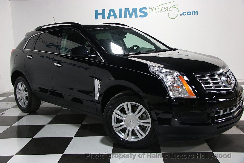 2015 used cadillac srx fwd 4dr at haims motors hollywood serving fort lauderdale hollywood. Black Bedroom Furniture Sets. Home Design Ideas