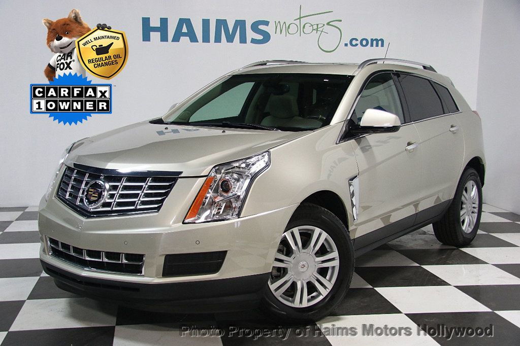 2015 Cadillac SRX FWD 4dr Luxury Collection - 16630314 - 0