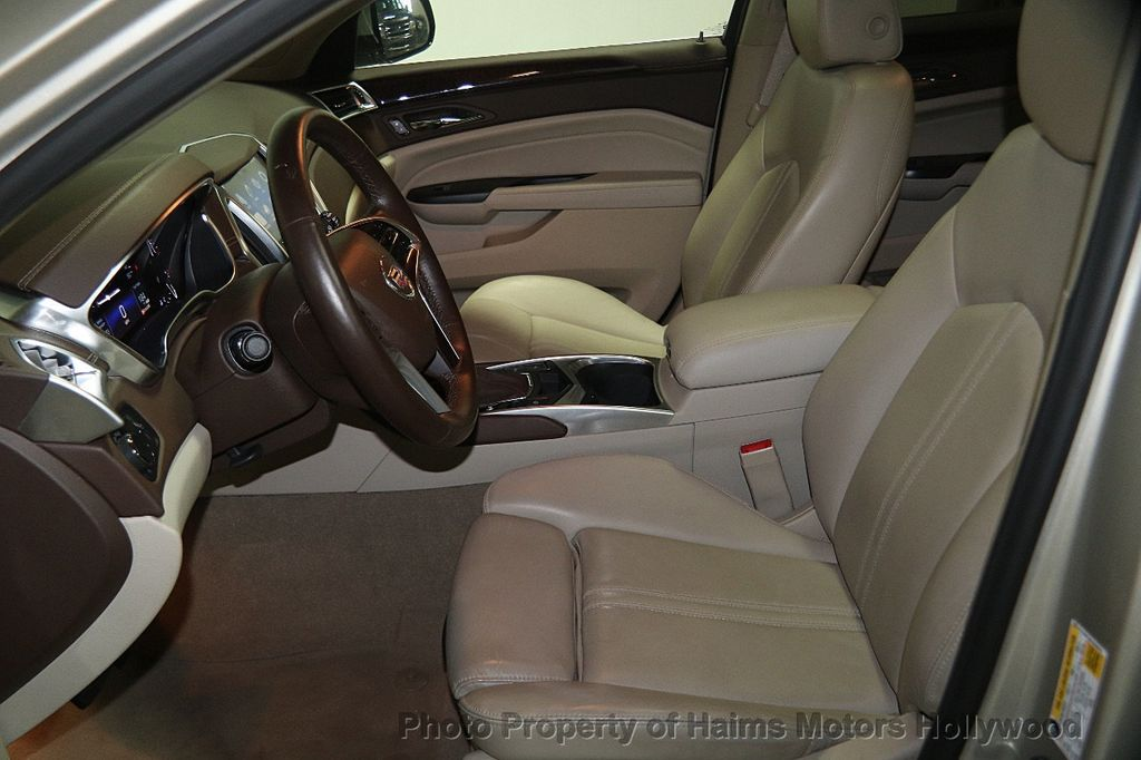 2015 Cadillac SRX FWD 4dr Luxury Collection - 16630314 - 16
