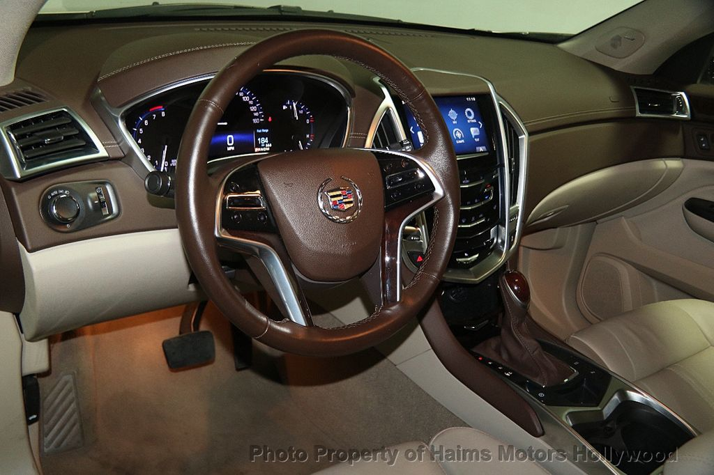 2015 Cadillac SRX FWD 4dr Luxury Collection - 16630314 - 17