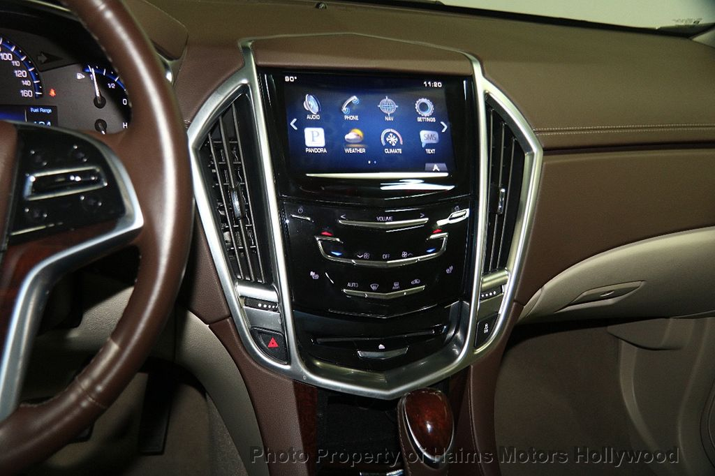 2015 Cadillac SRX FWD 4dr Luxury Collection - 16630314 - 18
