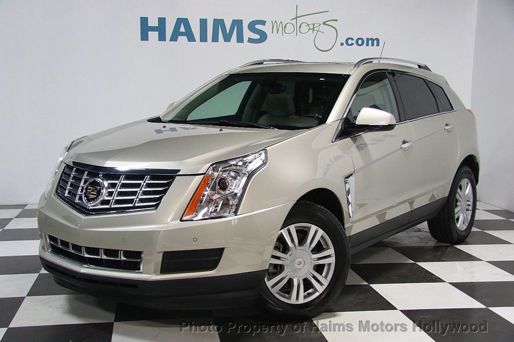 2015 used cadillac srx fwd 4dr luxury collection at haims motors serving fort lauderdale. Black Bedroom Furniture Sets. Home Design Ideas
