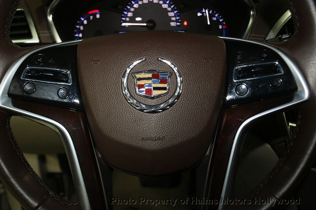 2015 Cadillac SRX FWD 4dr Luxury Collection - 16630314 - 23