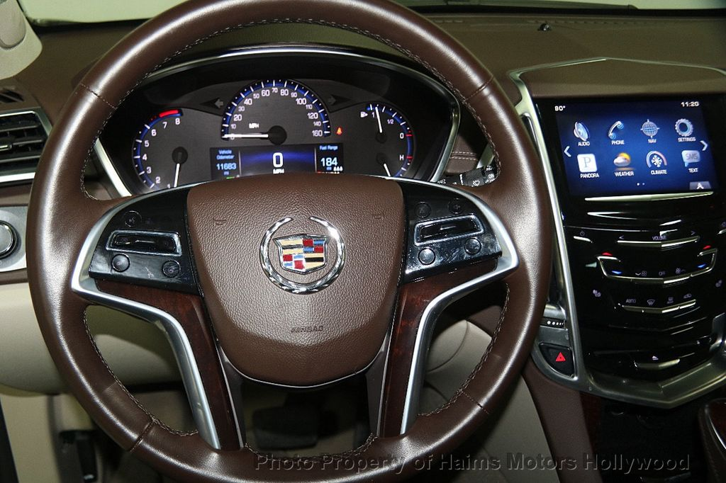 2015 Cadillac SRX FWD 4dr Luxury Collection - 16630314 - 24