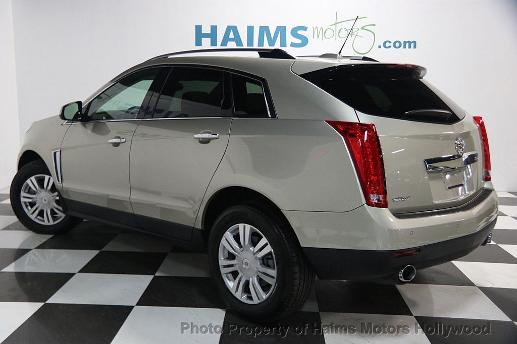 2015 Cadillac SRX FWD 4dr Luxury Collection - 16630314 - 4