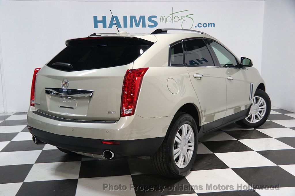 2015 Cadillac SRX FWD 4dr Luxury Collection - 16630314 - 6