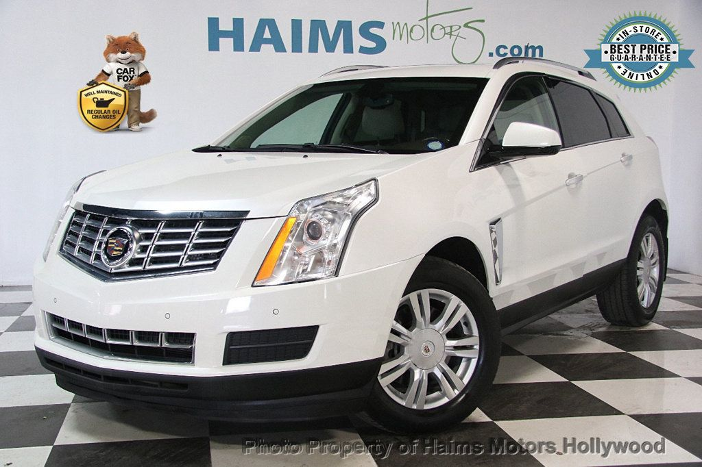 2015 Cadillac SRX FWD 4dr Luxury Collection - 17306423 - 0