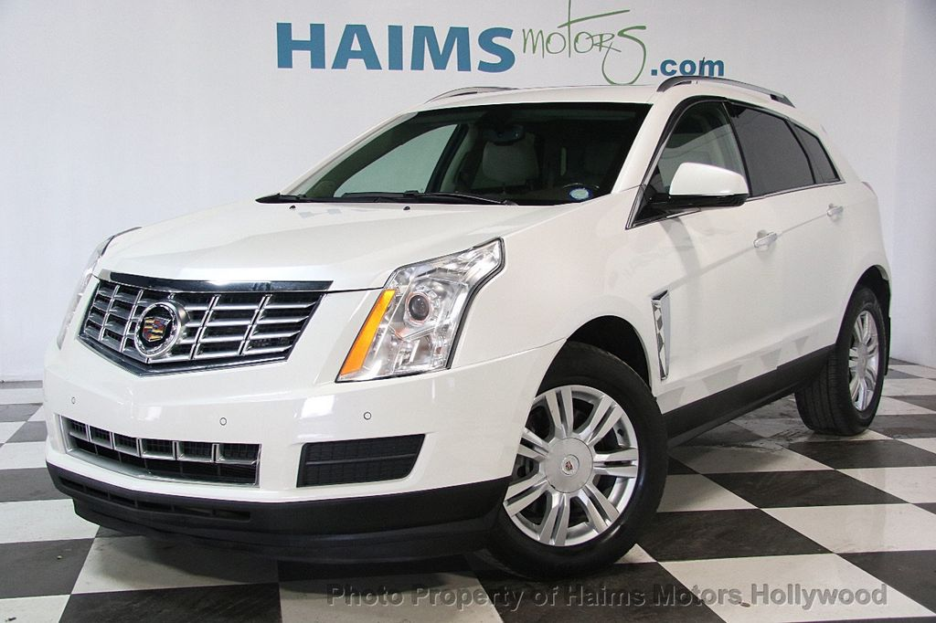 2015 Cadillac SRX FWD 4dr Luxury Collection - 17306423 - 1