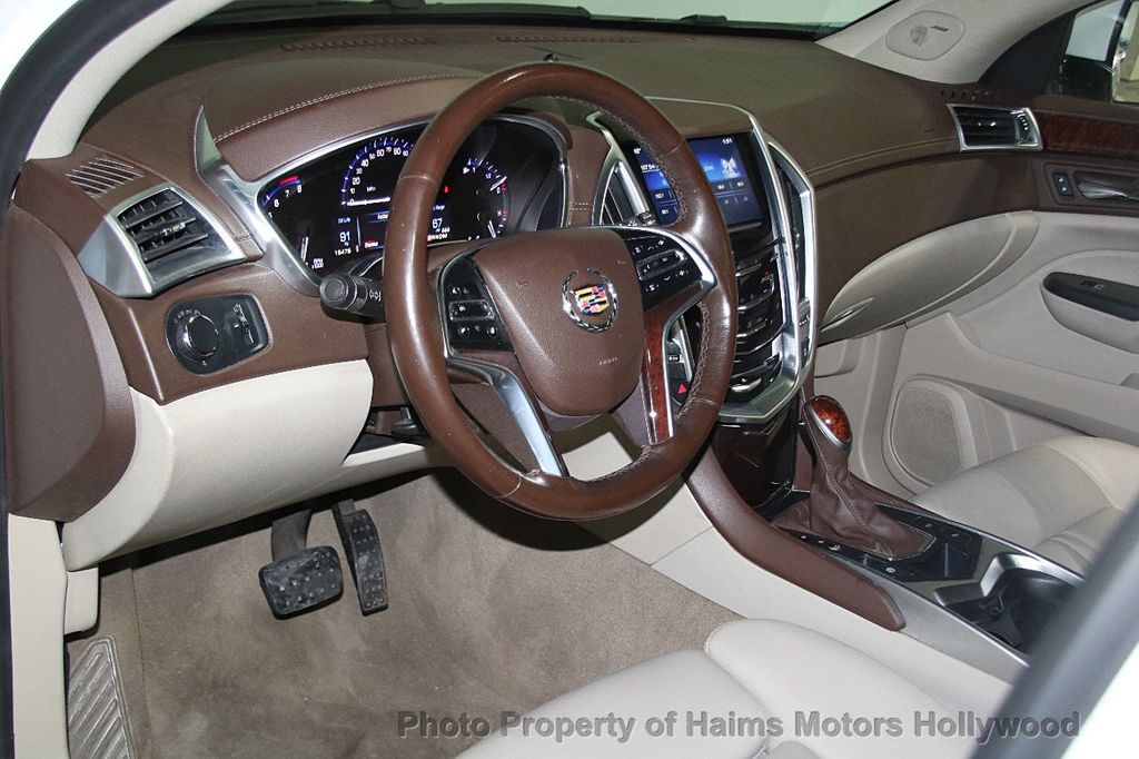 2015 Cadillac SRX FWD 4dr Luxury Collection - 17306423 - 19