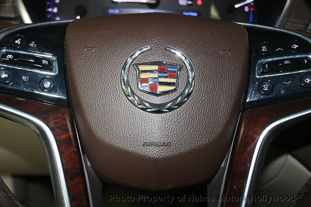 2015 Cadillac SRX FWD 4dr Luxury Collection - 17306423 - 28