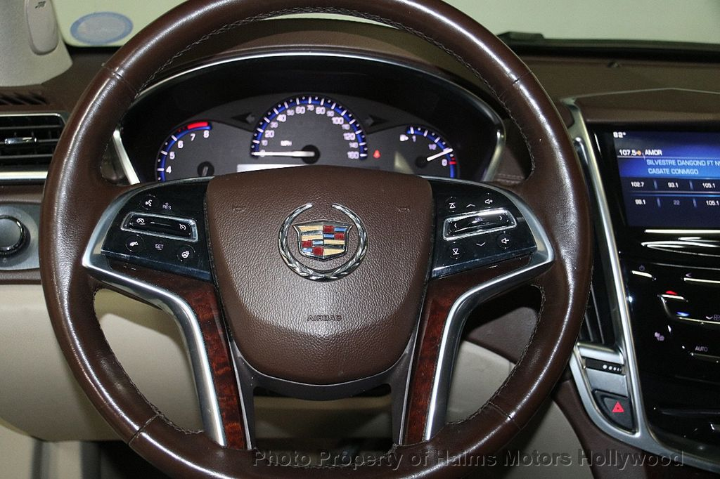 2015 Cadillac SRX FWD 4dr Luxury Collection - 17306423 - 29