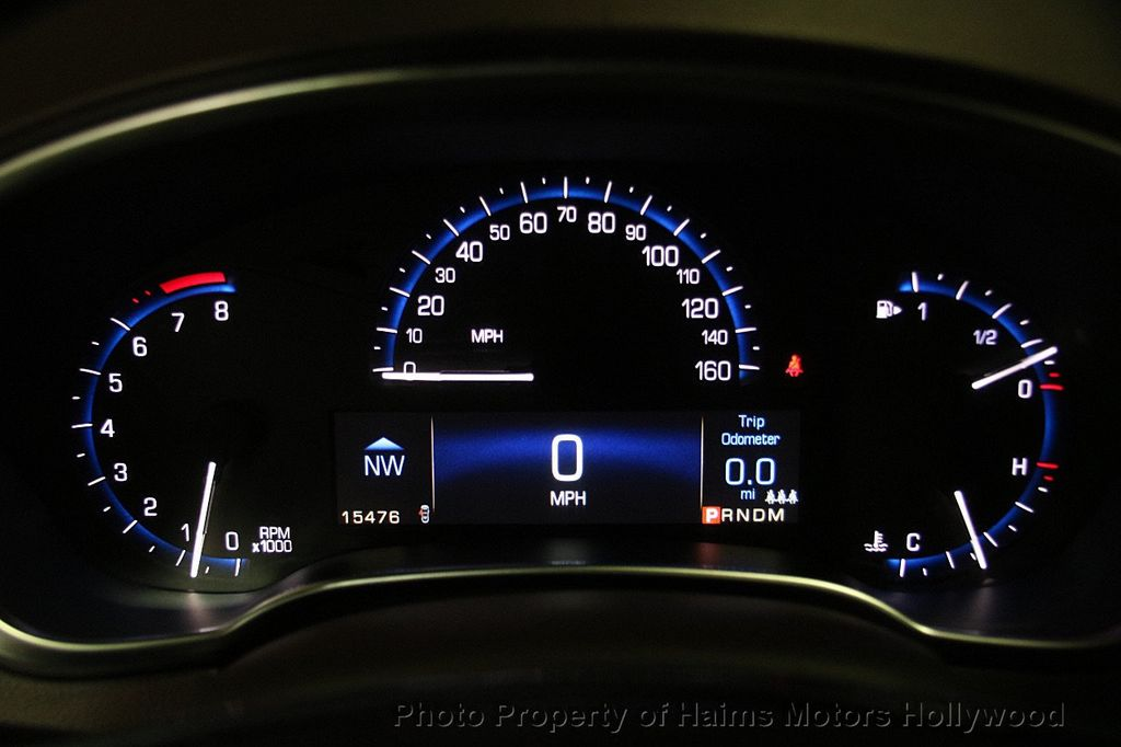 2015 Cadillac SRX FWD 4dr Luxury Collection - 17306423 - 30