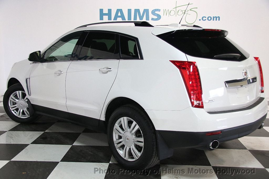 2015 Cadillac SRX FWD 4dr Luxury Collection - 17306423 - 4