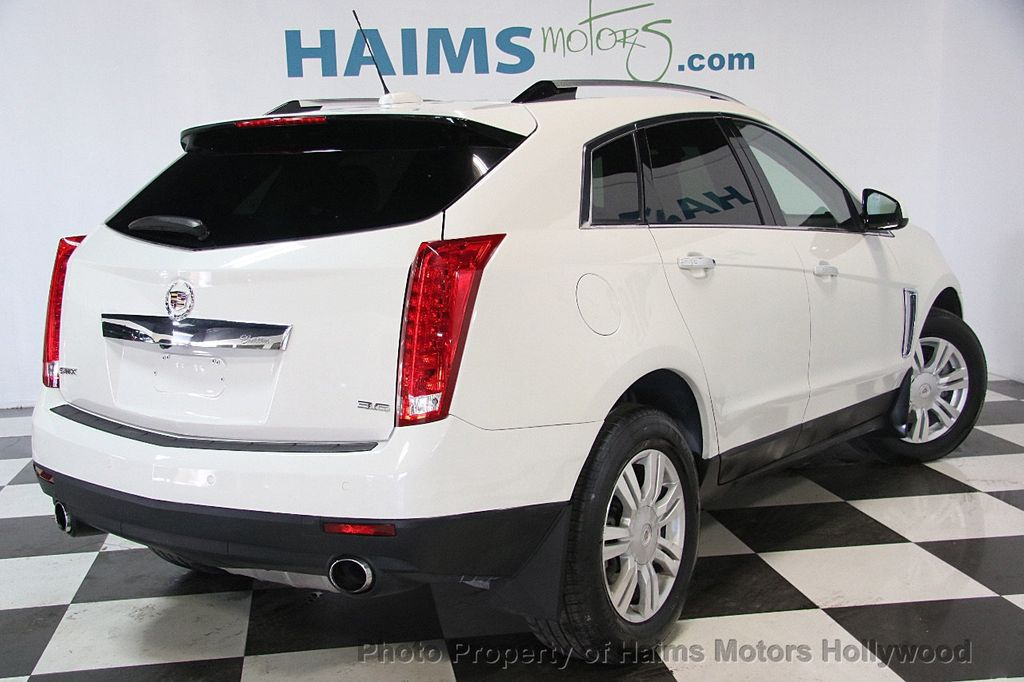 2015 Cadillac SRX FWD 4dr Luxury Collection - 17306423 - 6