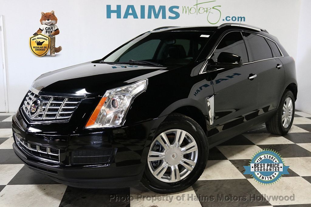2015 Cadillac SRX FWD 4dr Luxury Collection - 18574881 - 0