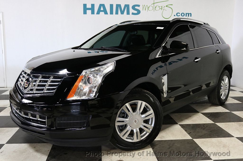 2015 Cadillac SRX FWD 4dr Luxury Collection - 18574881 - 1