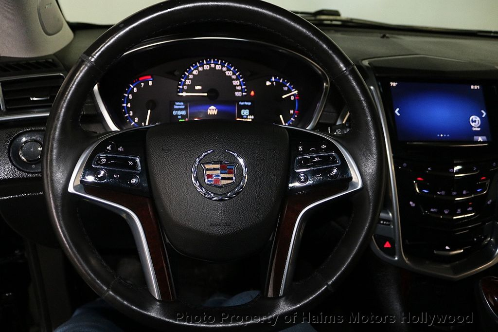2015 Cadillac SRX FWD 4dr Luxury Collection - 18574881 - 29