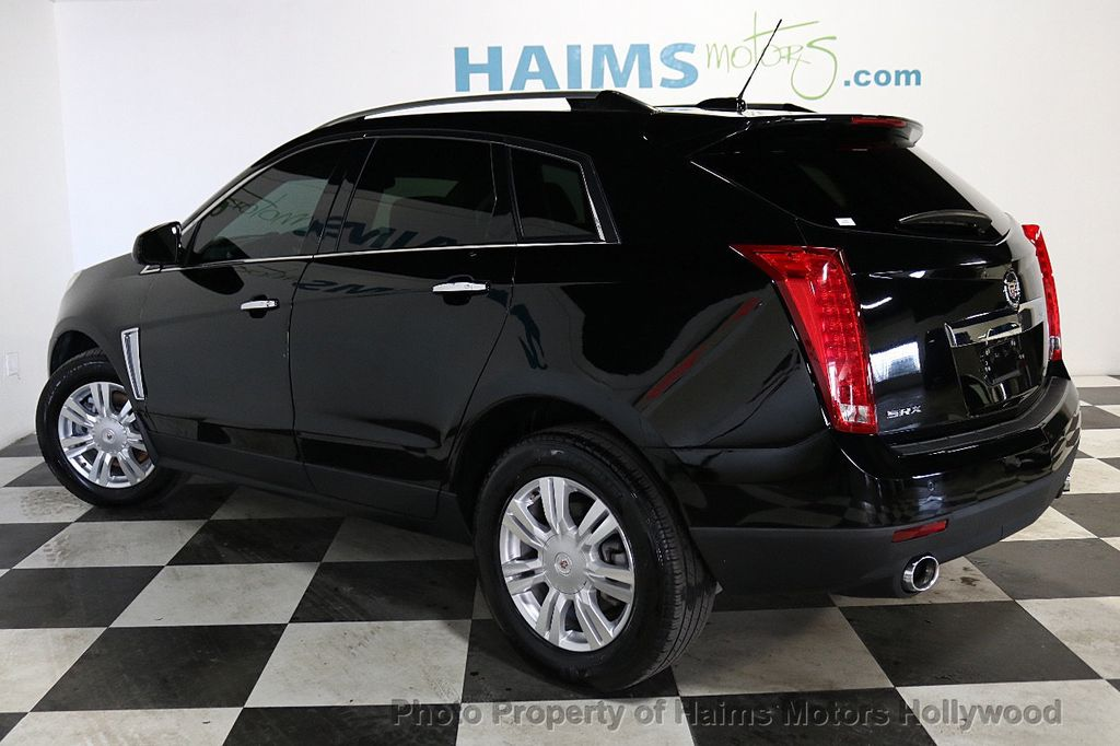 2015 Cadillac SRX FWD 4dr Luxury Collection - 18574881 - 4