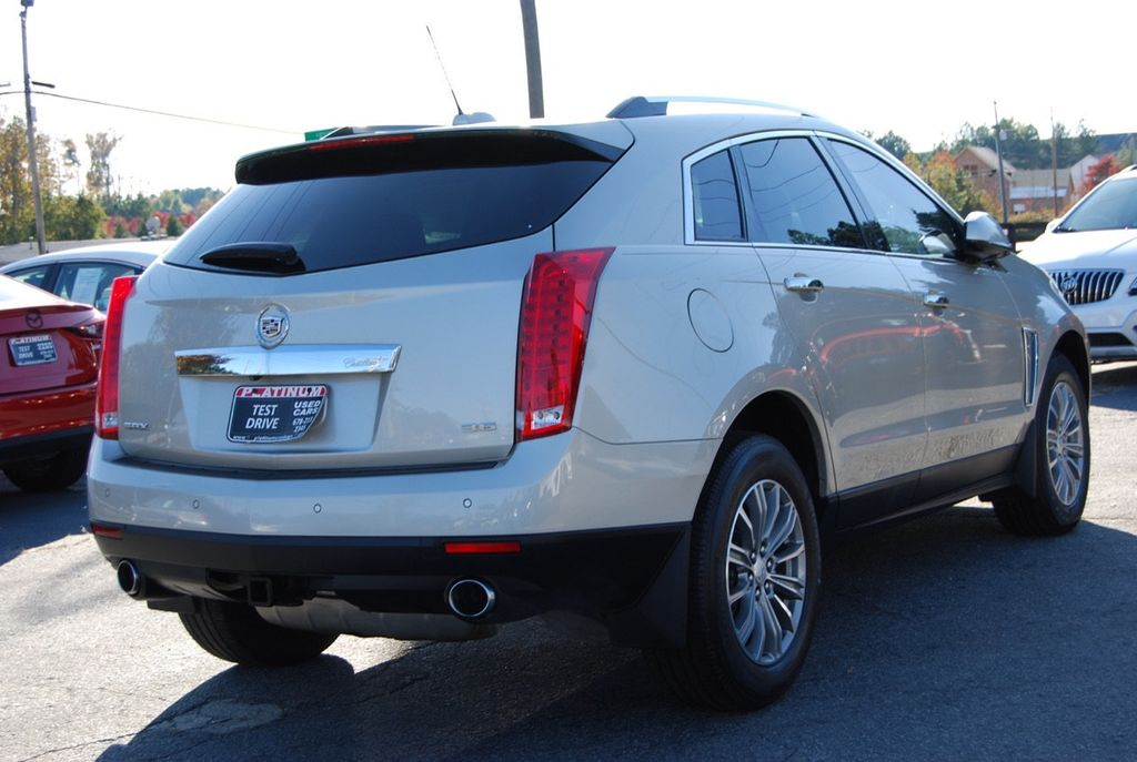 2015 Cadillac SRX FWD 4dr Luxury Collection - 18192826 - 9