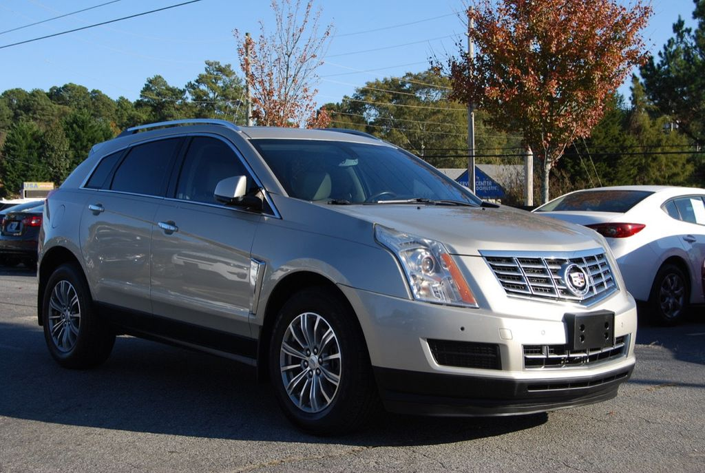 2015 Cadillac SRX FWD 4dr Luxury Collection - 18192826 - 11