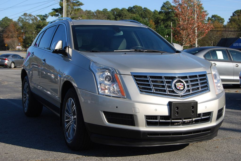 2015 Cadillac SRX FWD 4dr Luxury Collection - 18192826 - 12