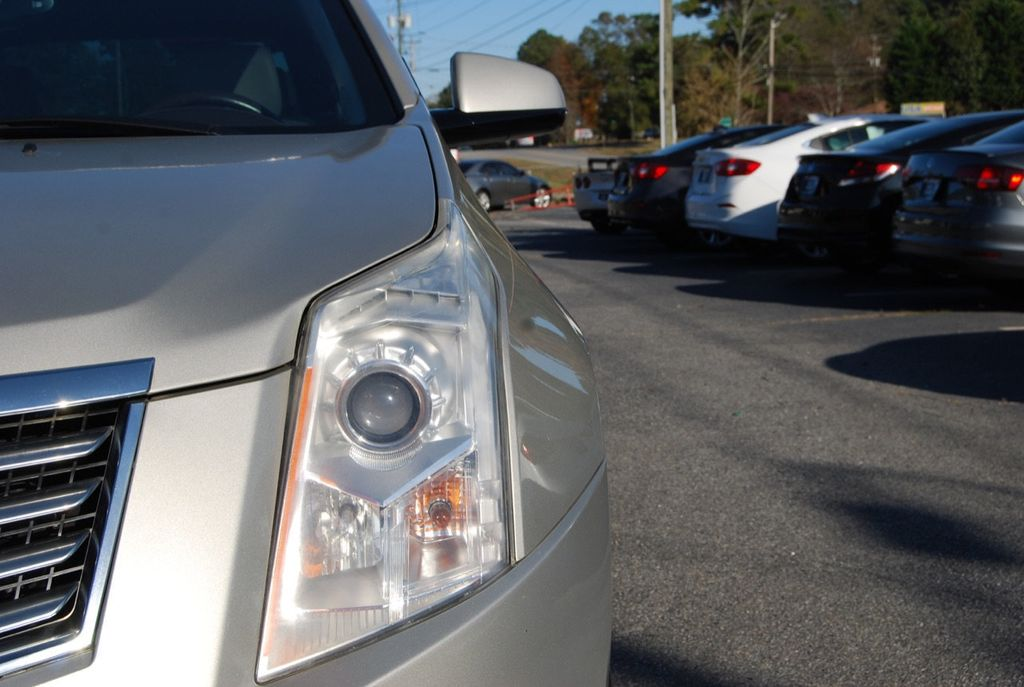 2015 Cadillac SRX FWD 4dr Luxury Collection - 18192826 - 13