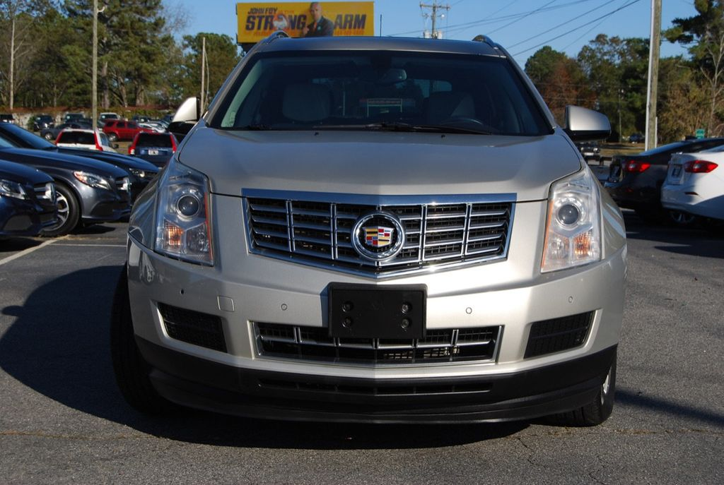 2015 Cadillac SRX FWD 4dr Luxury Collection - 18192826 - 1