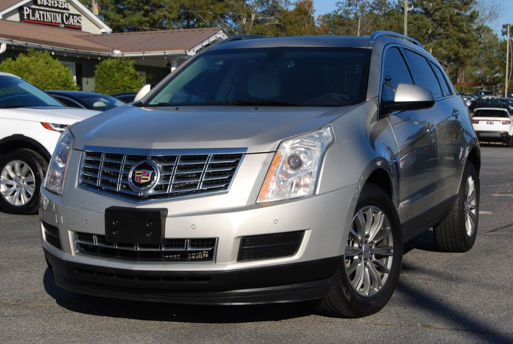 2015 Cadillac SRX FWD 4dr Luxury Collection - 18192826 - 2