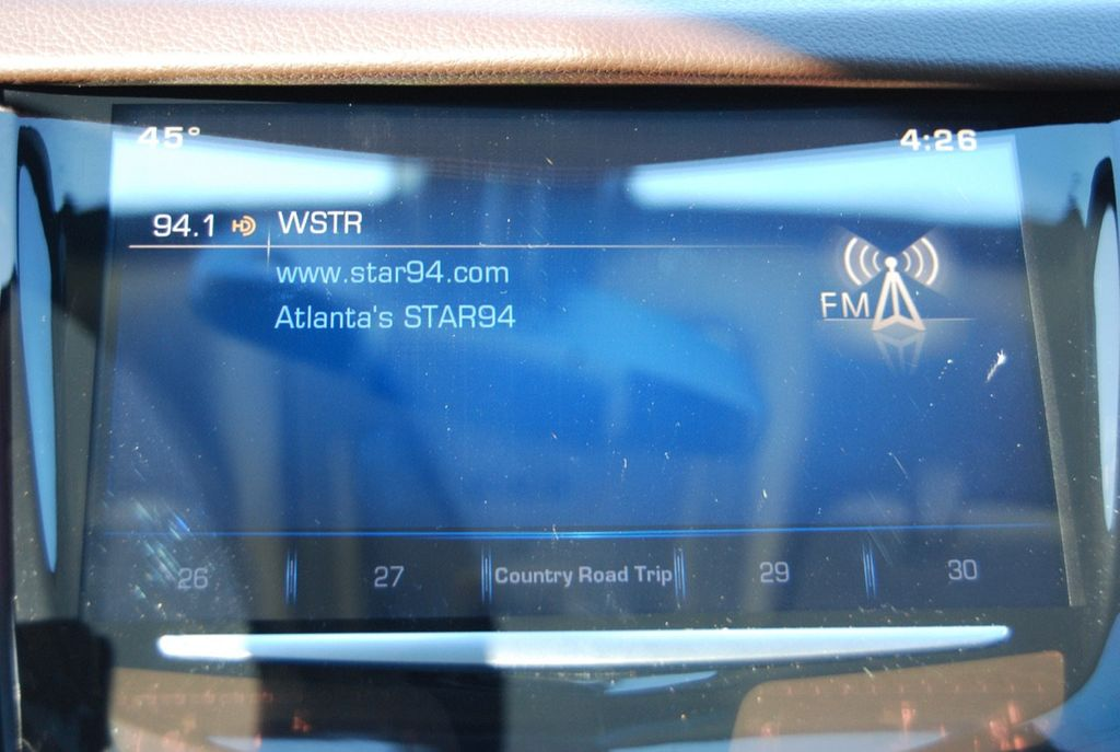2015 Cadillac SRX FWD 4dr Luxury Collection - 18192826 - 31