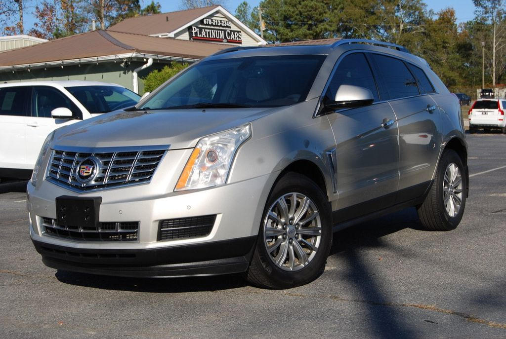 2015 Cadillac SRX FWD 4dr Luxury Collection - 18192826 - 3