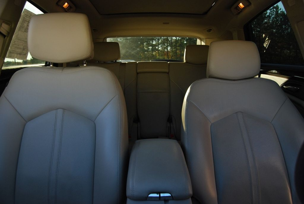 2015 Cadillac SRX FWD 4dr Luxury Collection - 18192826 - 50