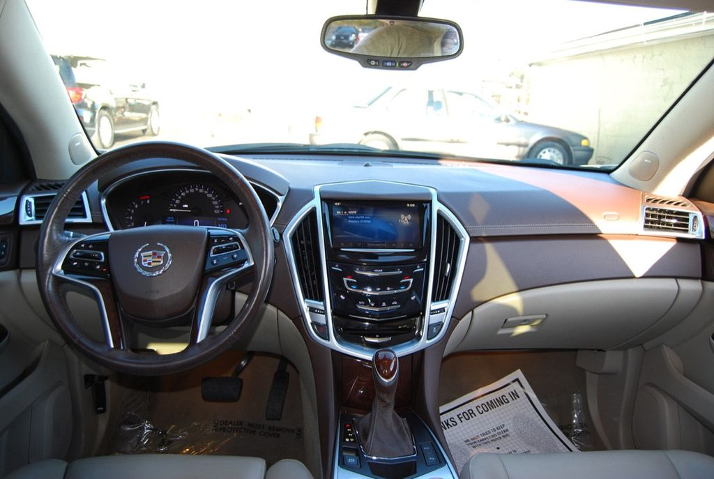 2015 Cadillac SRX FWD 4dr Luxury Collection - 18192826 - 51