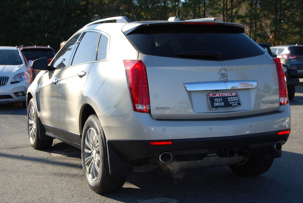 2015 Cadillac SRX FWD 4dr Luxury Collection - 18192826 - 6