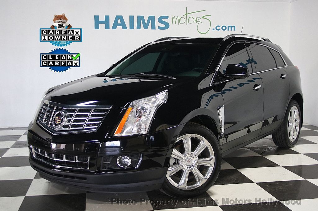 2015 Cadillac SRX FWD 4dr Performance Collection - 16807535 - 0