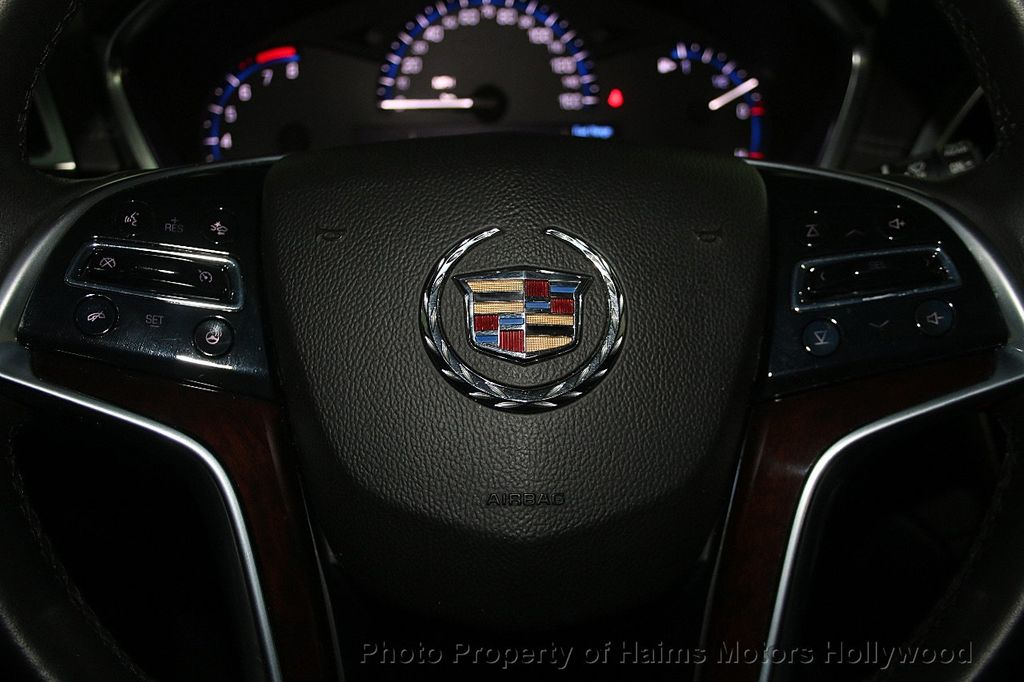 2015 Cadillac SRX FWD 4dr Performance Collection - 16807535 - 27