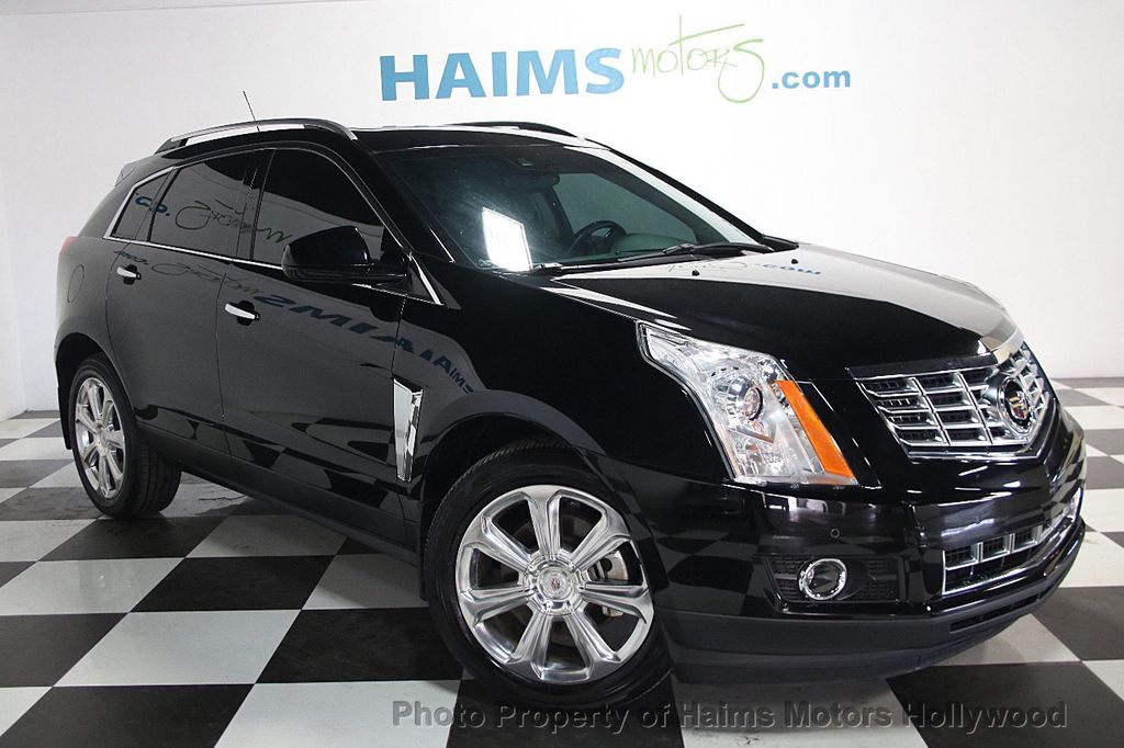 2015 Cadillac SRX FWD 4dr Performance Collection - 16807535 - 2