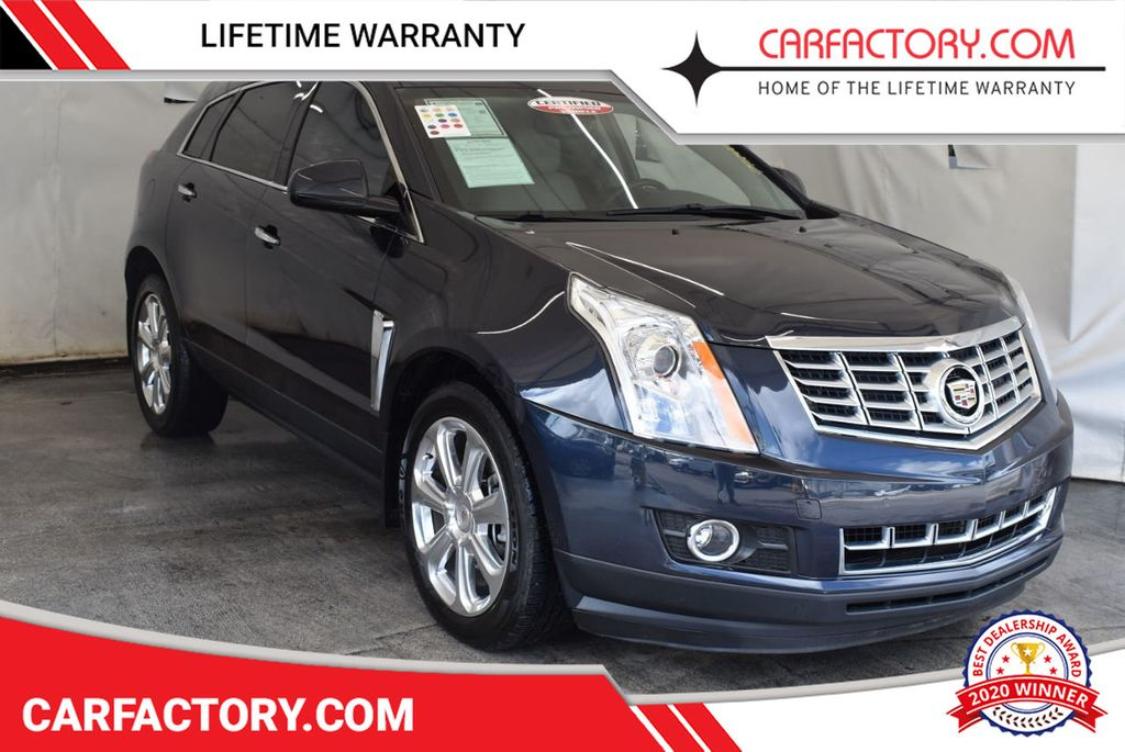 2015 Cadillac SRX FWD 4dr Premium Collection - 18122100 - 0