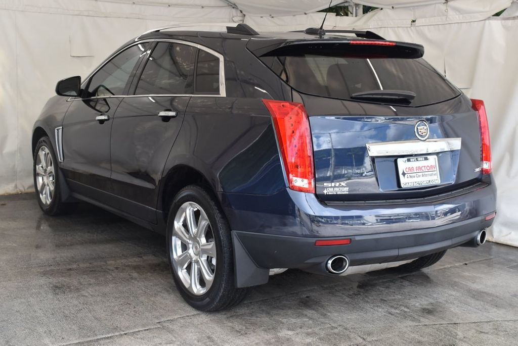 2015 Cadillac SRX FWD 4dr Premium Collection - 18122100 - 4
