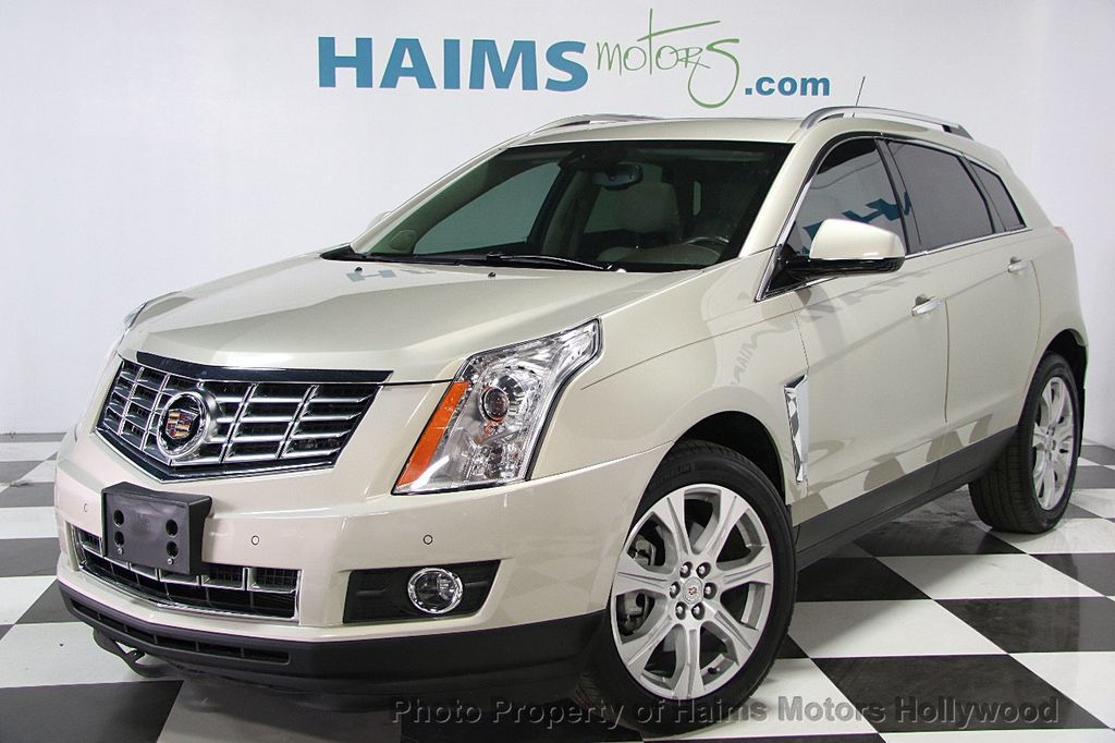 2015 Cadillac SRX FWD 4dr Premium Collection - 16347417 - 0