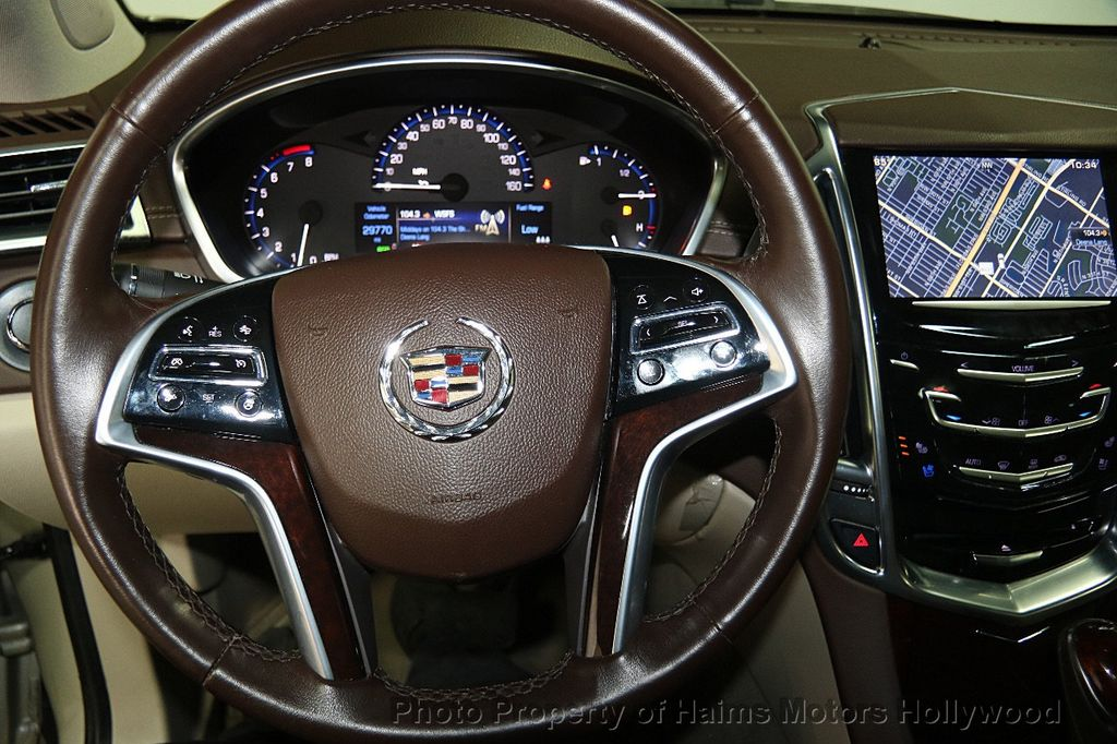 2015 Cadillac SRX FWD 4dr Premium Collection - 16347417 - 27