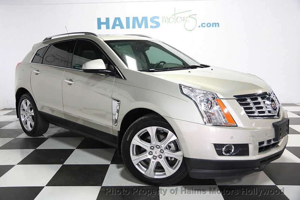 2015 Cadillac SRX FWD 4dr Premium Collection - 16347417 - 2
