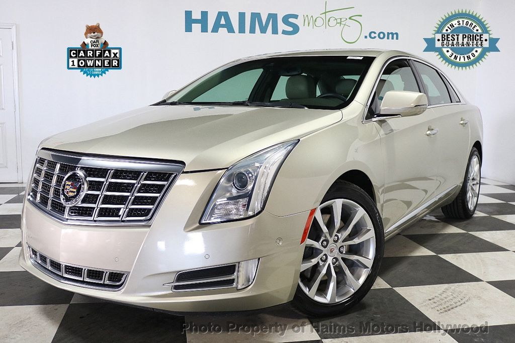 2015 Cadillac XTS 4dr Sedan Luxury FWD - 17858500 - 0