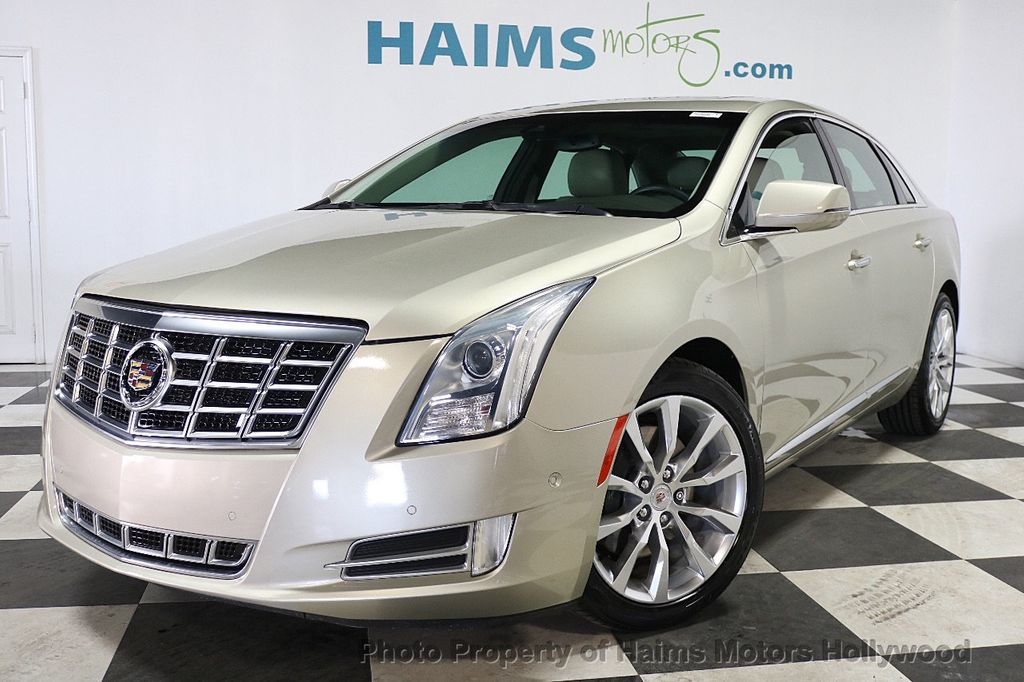 2015 Cadillac XTS 4dr Sedan Luxury FWD - 17858500 - 1