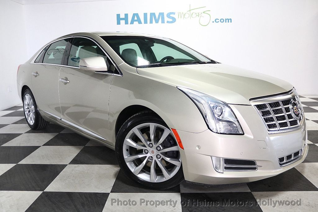 2015 Cadillac XTS 4dr Sedan Luxury FWD - 17858500 - 3